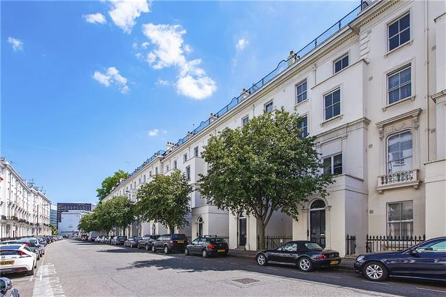 Porchester Square, Bayswater, W2