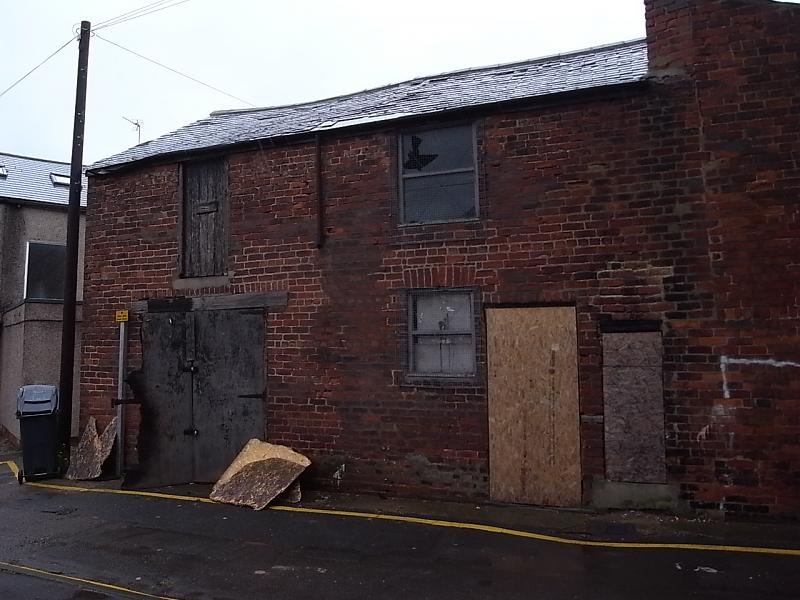 Warehouse To The Rear Of Saint John's Crescent, DL1