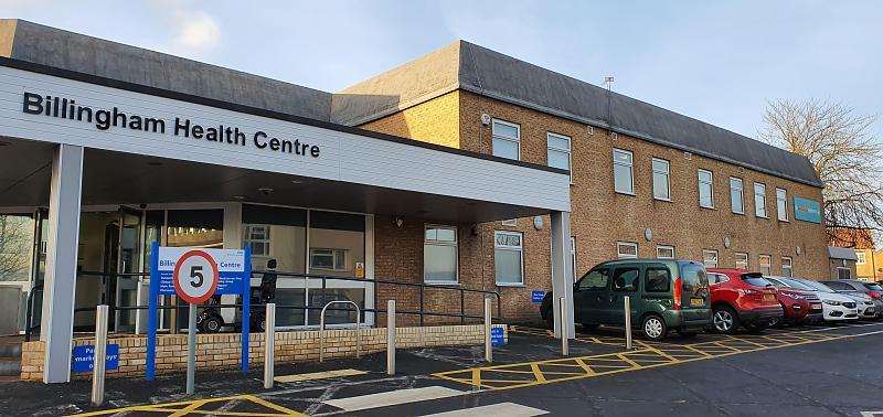 Billingham Medical Centre, TS23