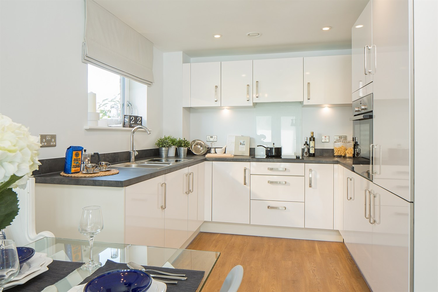 The Kew at Barkham Place - 2 bed terrace, Arborfield Green, RG2 9TB