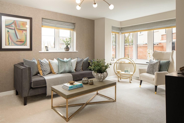 The Windsor at Queens Acre - 4 bedroom end terrace, Wokingham, RG41 1HY