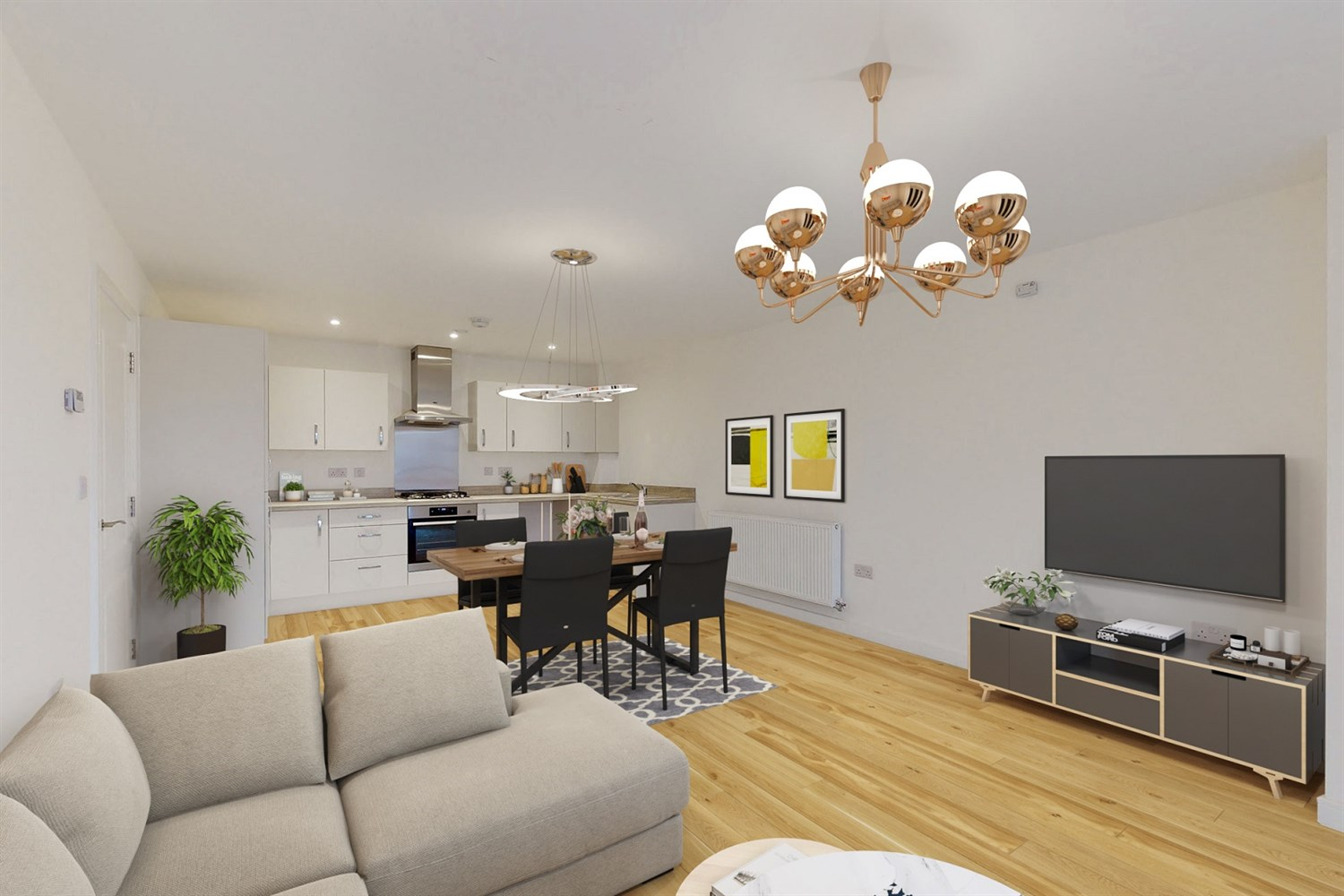 2 bedroom apartments at Renaissance - Portman Road, Reading RG30 1AH
