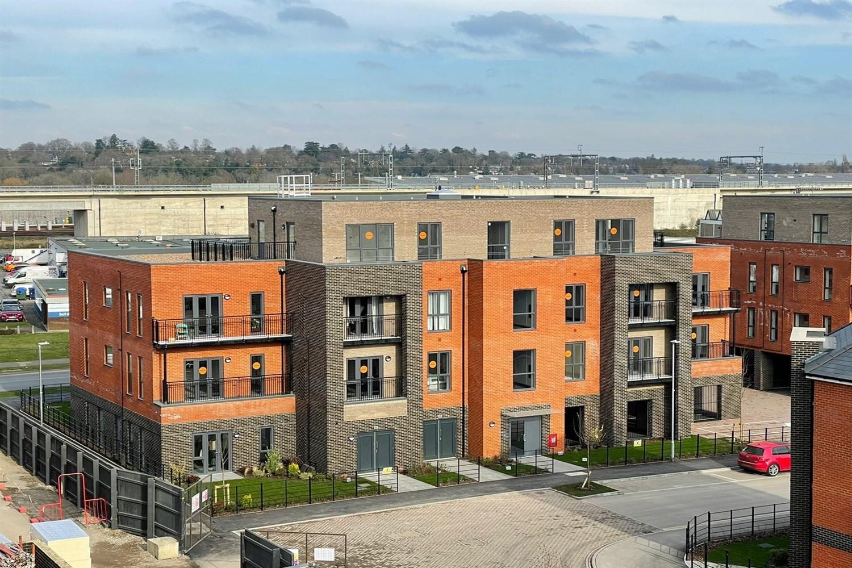 1 bedroom apartments at Renaissance - Portman Road, Reading RG30 1AH
