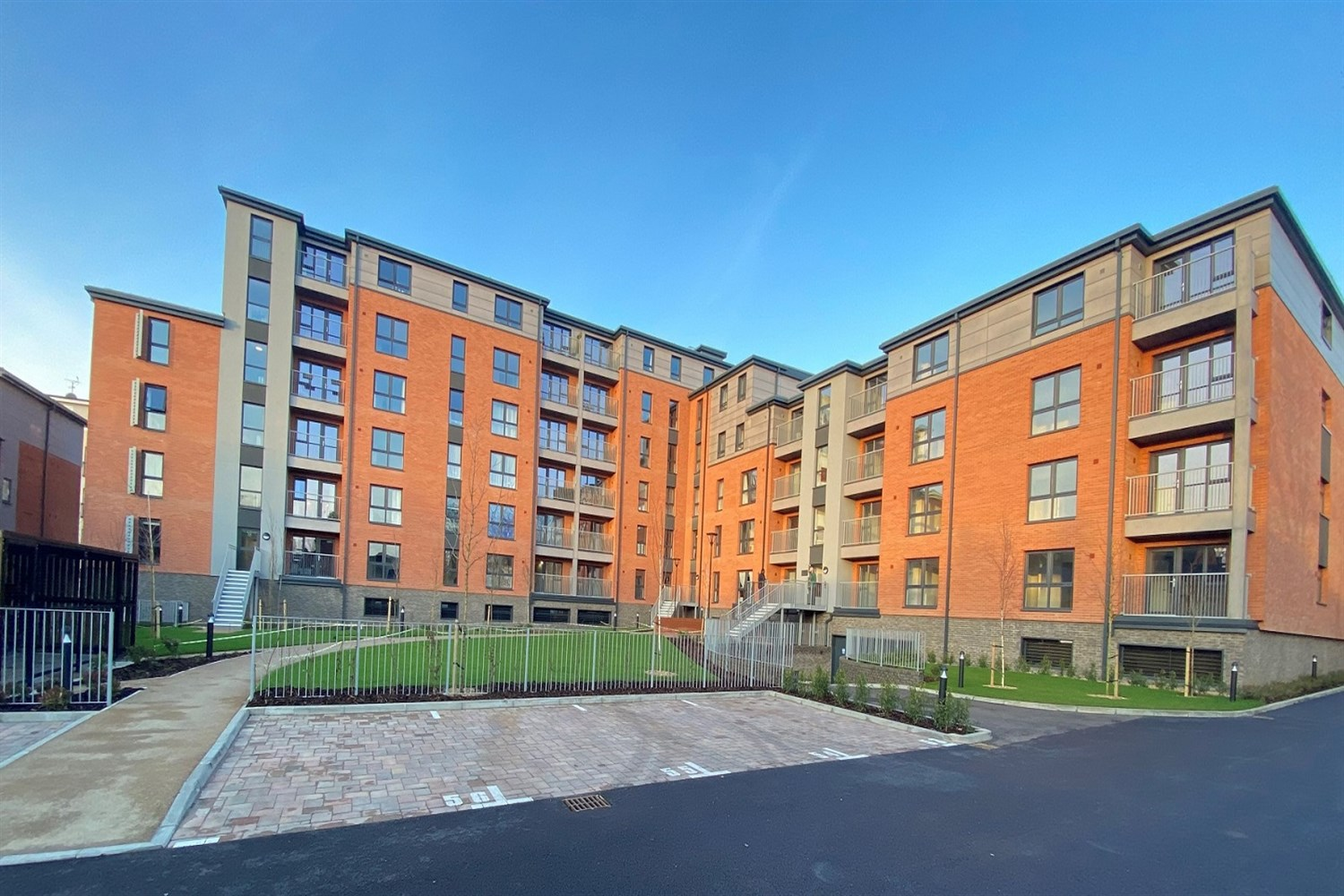 2 bed apartments at Sterling Square - Silver Street, Reading RG1 2SE