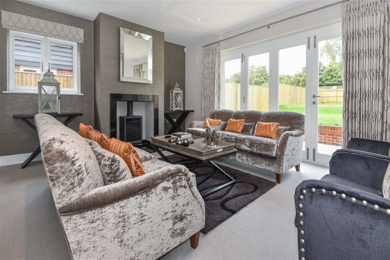 The Willow at Canberra Green - 4 bed detached, Charvil, RG10 9TS