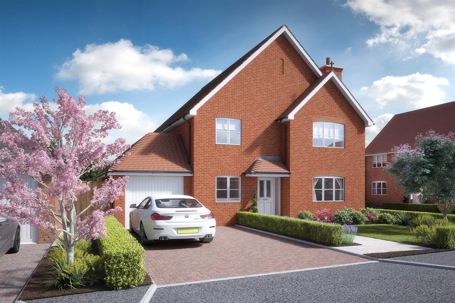 The Orchid at Nursery Gardens - 4 bed detached, Hurst, RG10 0DX