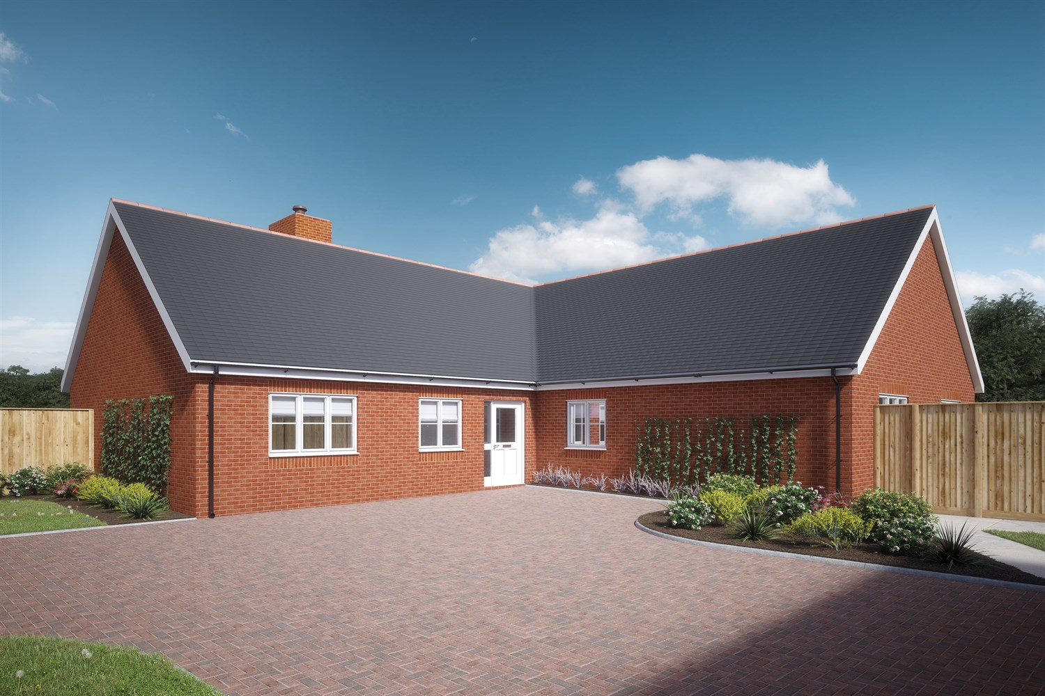 The Lavender at Nursery Gardens -  4 bed bungalow, Hurst, RG10 0DX