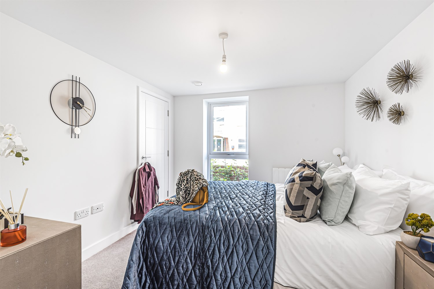 Plot 8 Sterling Square - 1 bed apartment, Silver Street, Reading, RG1 2SE