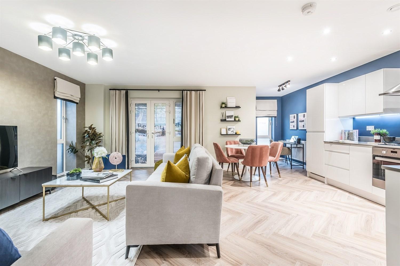 Da Vinci House at Renaissance - 2 bed apartment, Portman Road, Reading RG30 1AH