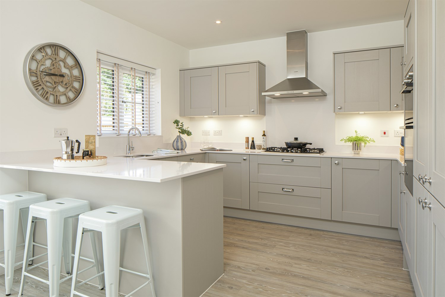 The Larfield at Buckler's Park - 4 bed detached, Old Wokingham Road, Crowthorne RG45 6LL