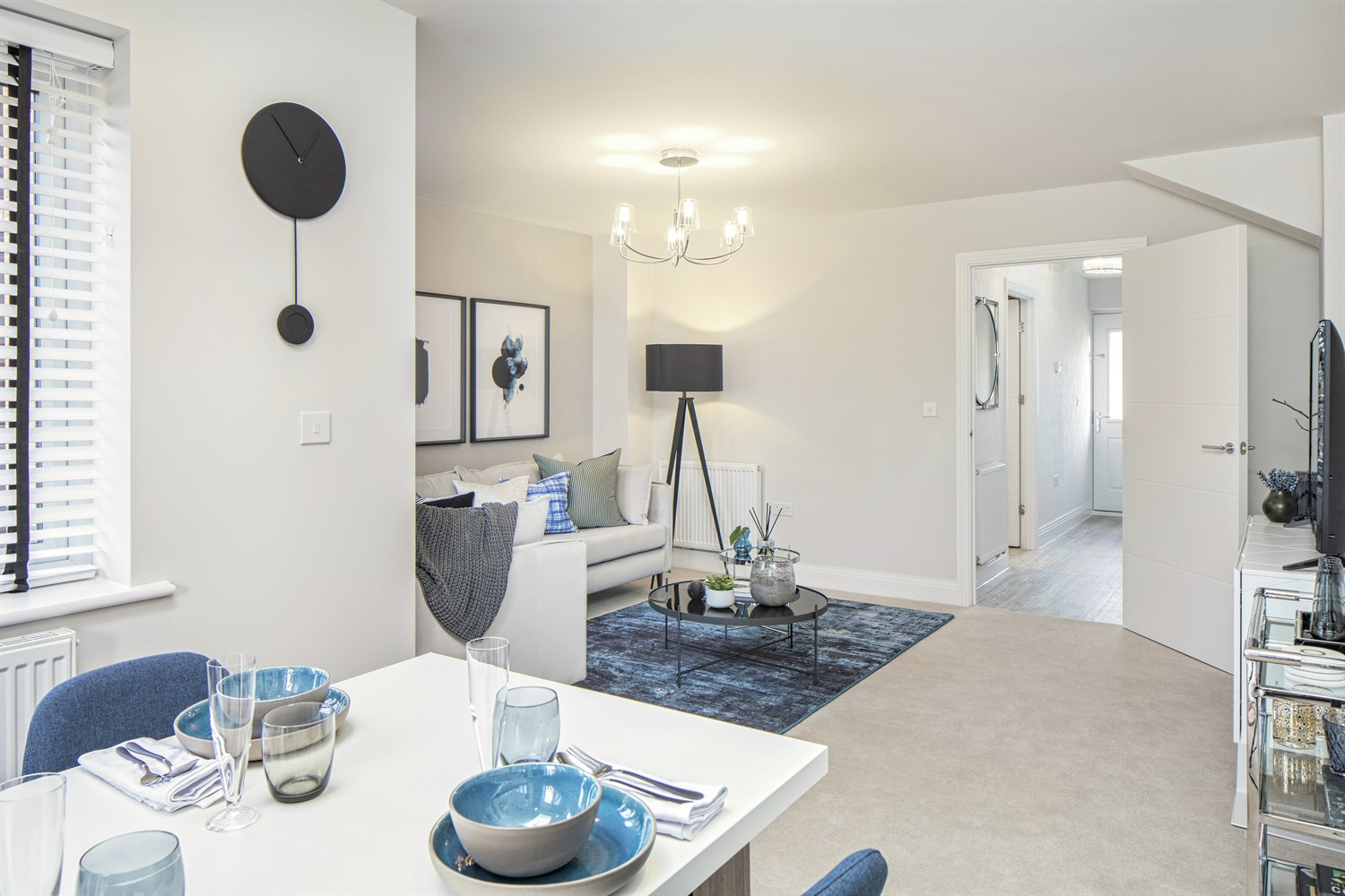 The Ickwick at Buckler's Park -  3 bed semi-detached, Old Wokingham Road, Crowthorne RG45 6LL
