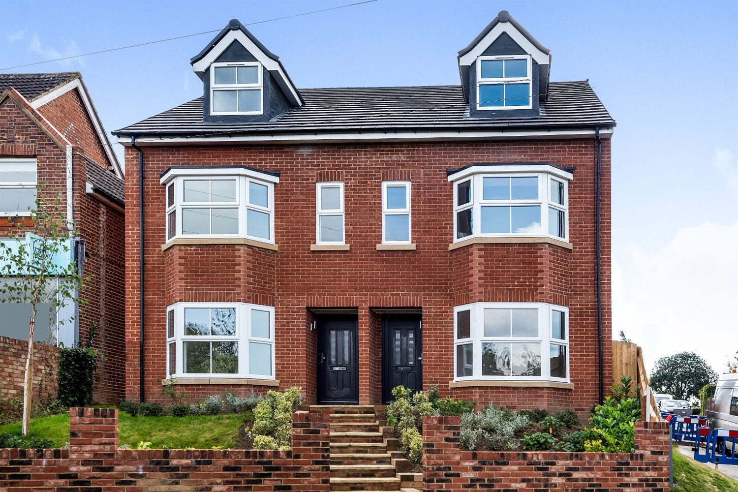 Bushnell House at Victoria Road - 3 bed semi-detached, Wargrave, RG10 8AE