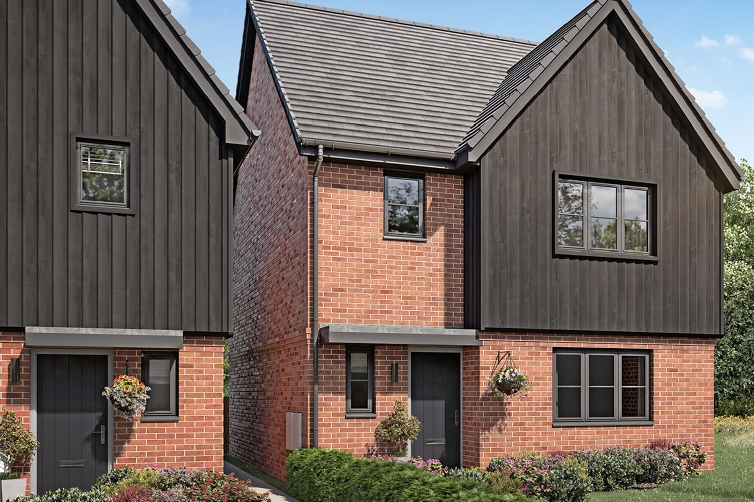 The Seaton at Waterman's Gate - 3 bed detached, Arborfield Green, RG2 9LN