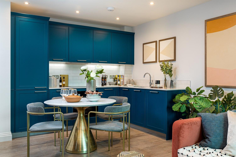Huntley Wharf - 1 bed apartment, Kenavon Drive, Reading RG1 3ES