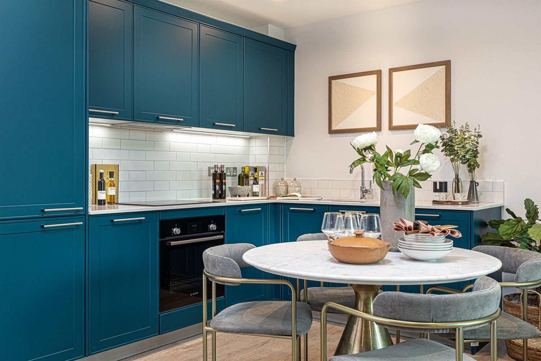 Huntley Wharf - 2 bed apartment, Kenavon Drive, Reading RG1 3ES