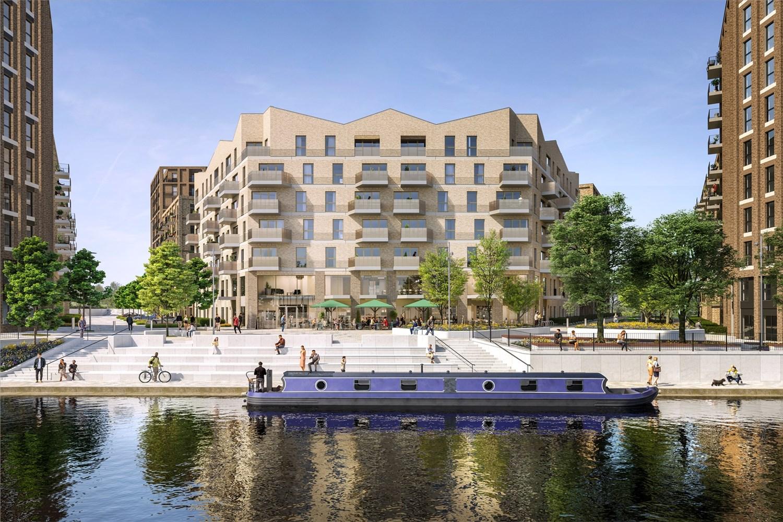Huntley Wharf - 2 bed duplex, Kenavon Drive, Reading RG1 3ES