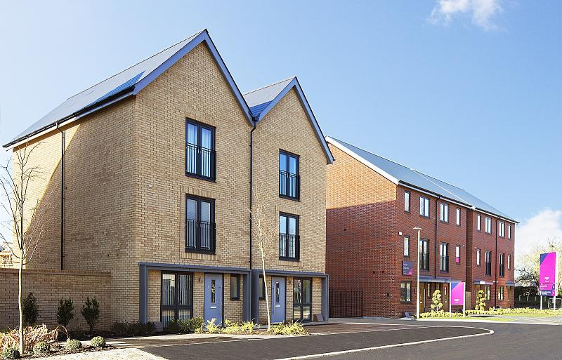 Ruston Close (The Hathaway) - 2 bed apartment, Reading Gateway, Reading RG2 0TD