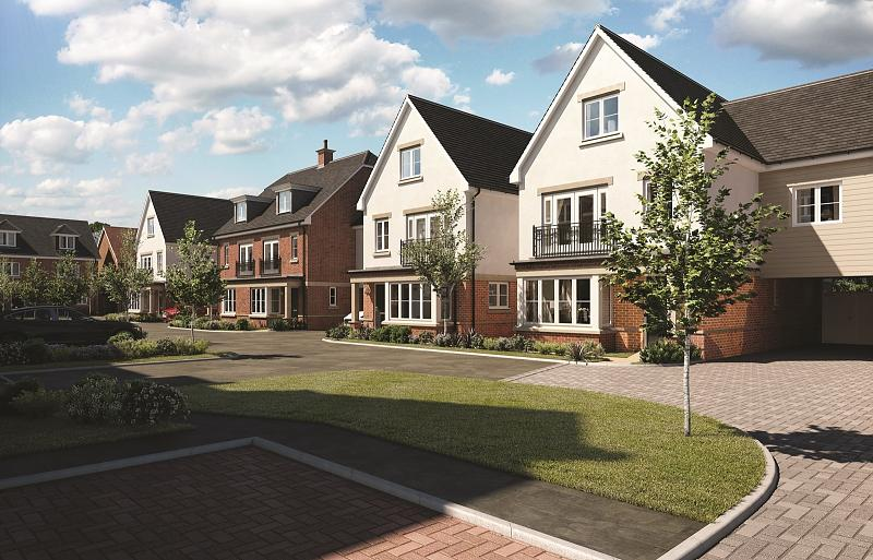 Elizabeth House at Queens Acre - 1 bed apartment, Wokingham RG41 1HY