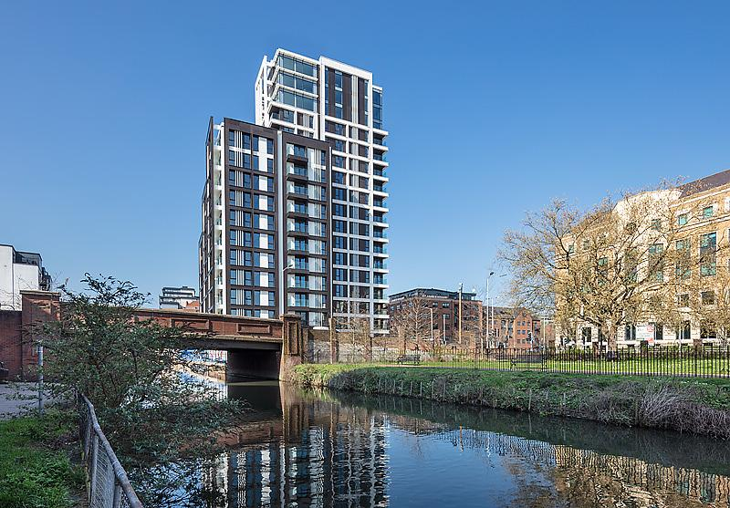 The Penthouses at Verto - 3 bed apartments, Kings Road, Reading RG1 3BY