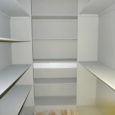 Walk in Storage