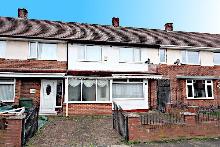 Rothbury Avenue, Stockton-on-Tees, TS19
