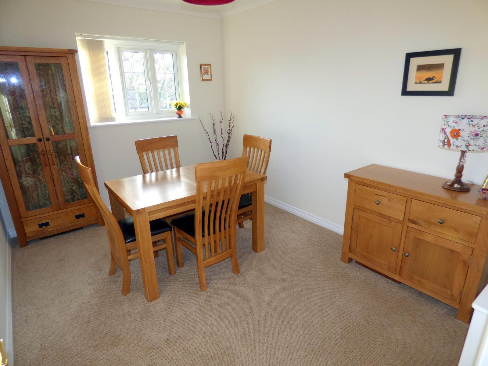 Dining room or Bedroom Two
