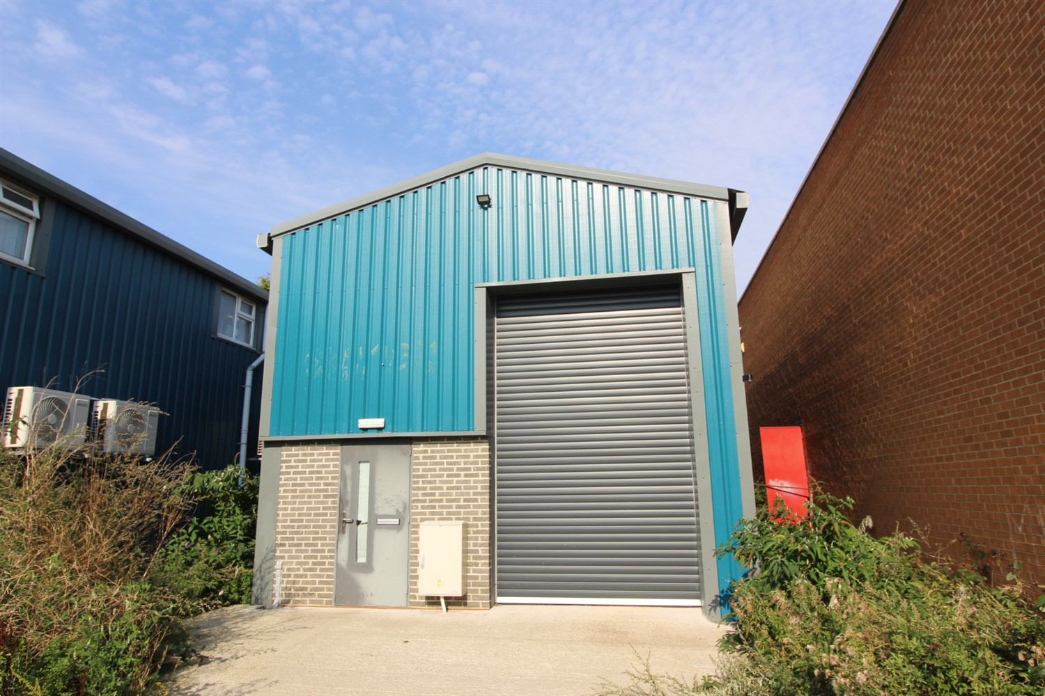 Skippers Lane Industrial Estate, TS6