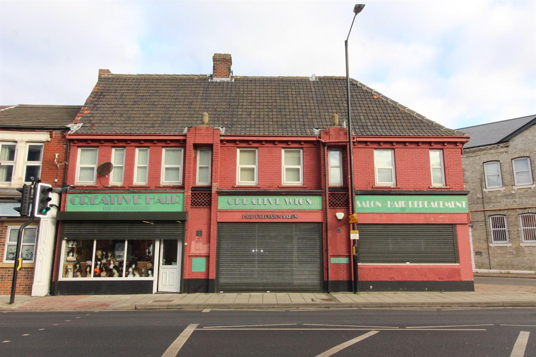 Harris Street, TS1