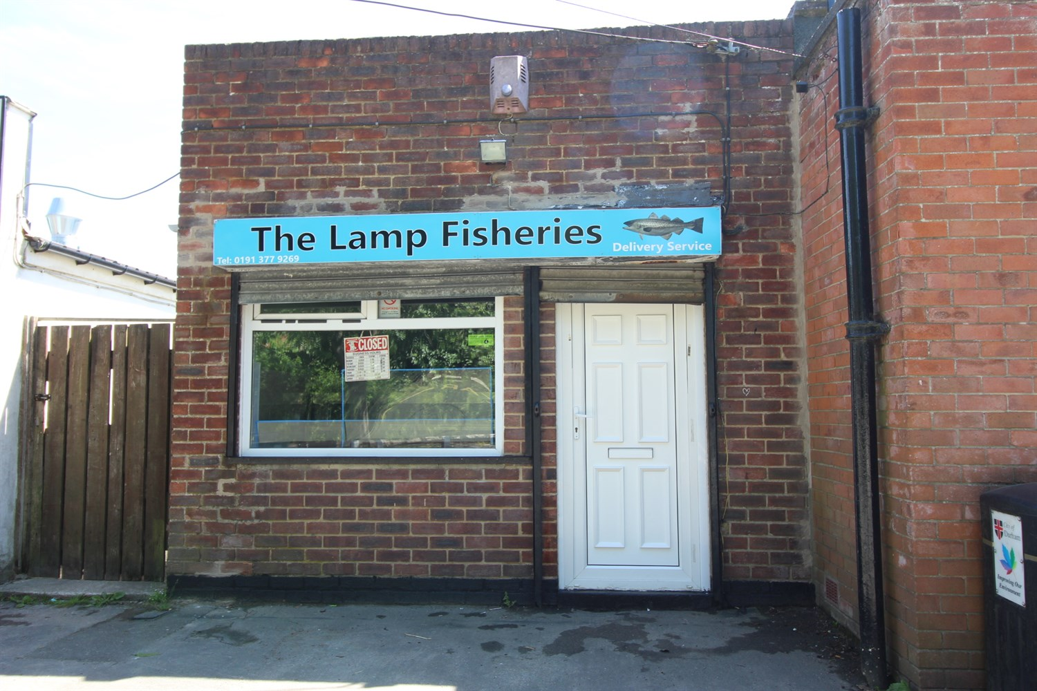 Lamp Fisheries, DH6