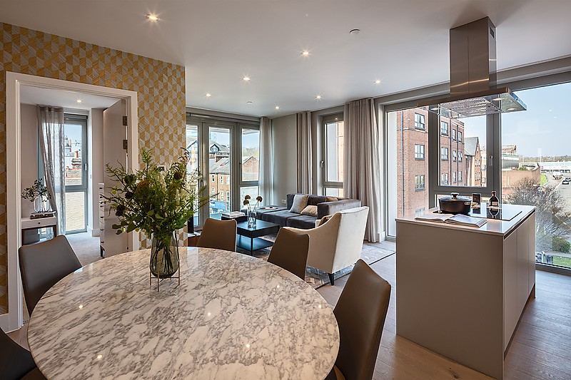 Verto, The Pangbourne - 1 bed apartment, Kings Road, Reading RG1 3BY