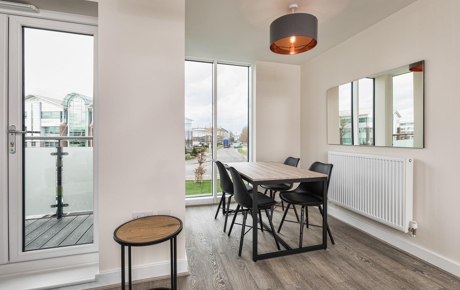 Ruston Close (The Hepburn) - 2 bed apartment, Reading Gateway, Reading RG2 0TD