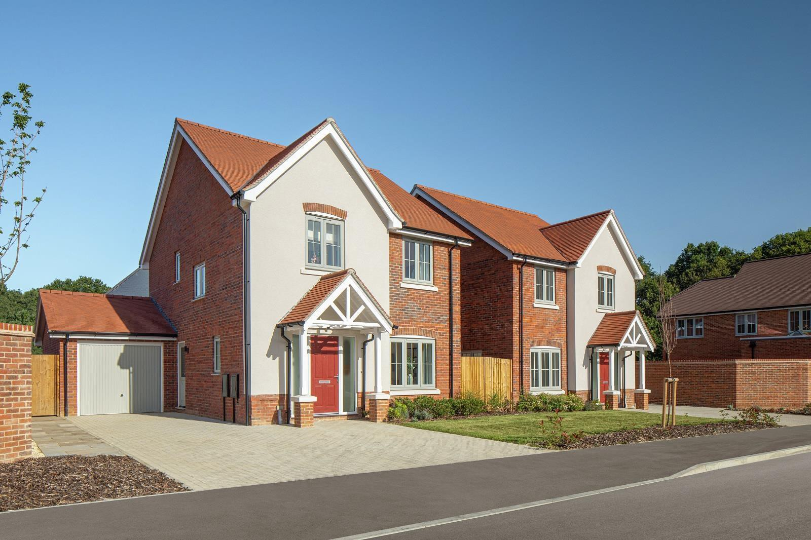 Dukes Meadow - The Larfield, 4 bed detached, Odiham Road, Riseley, RG7 1GH