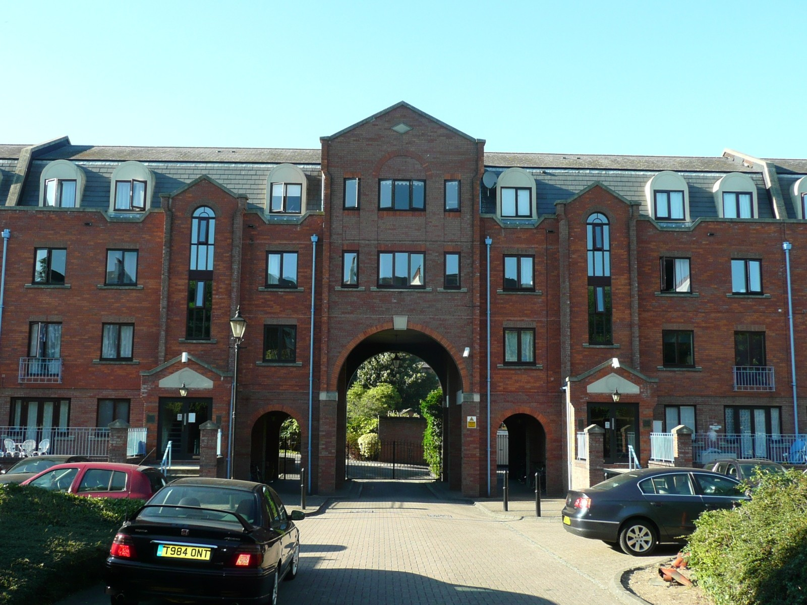 Greys Court, Sidmouth Street, Reading, RG1 4PP