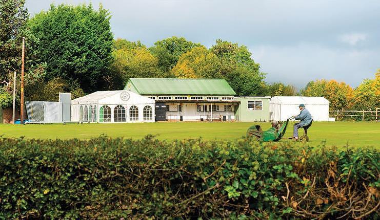 Local image - Slinfold Cricket Club