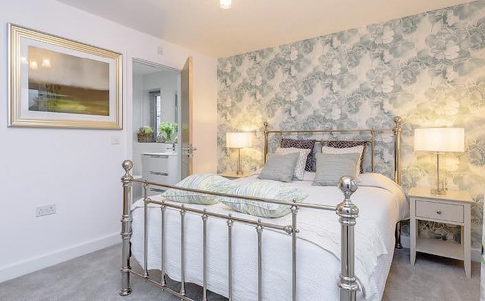 Bedroom example.