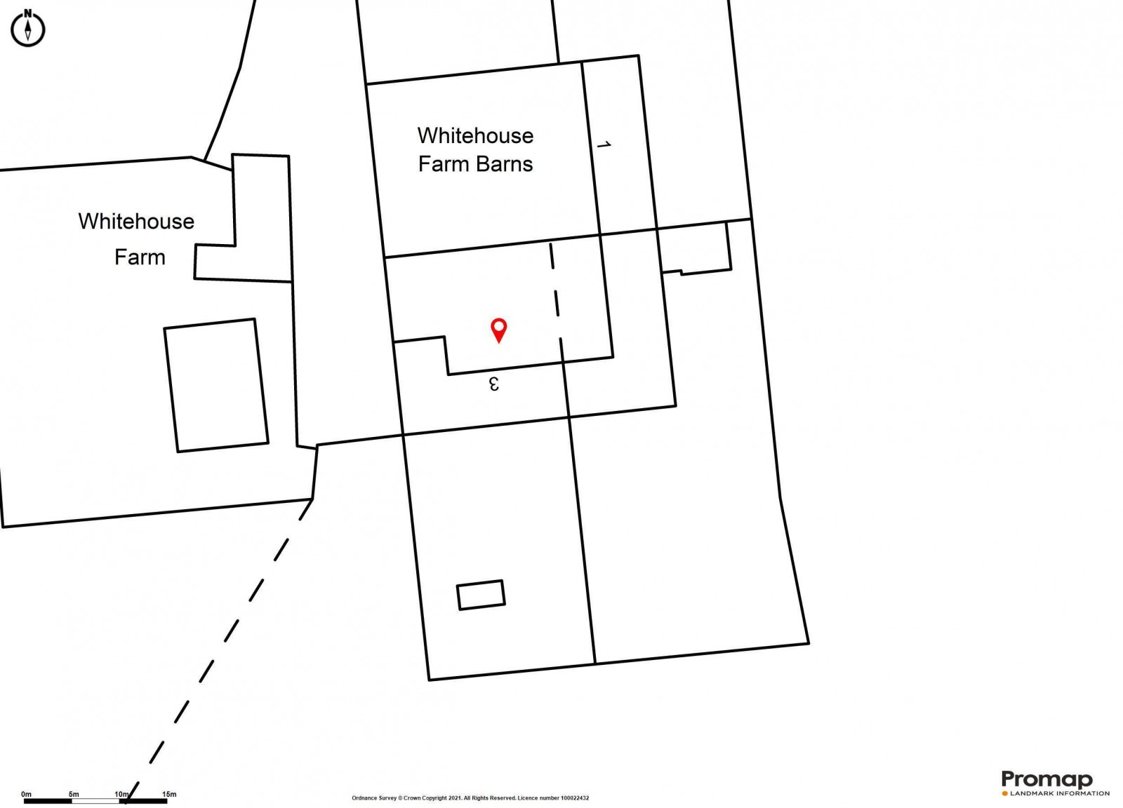 3 Whitehouse Farm Barns