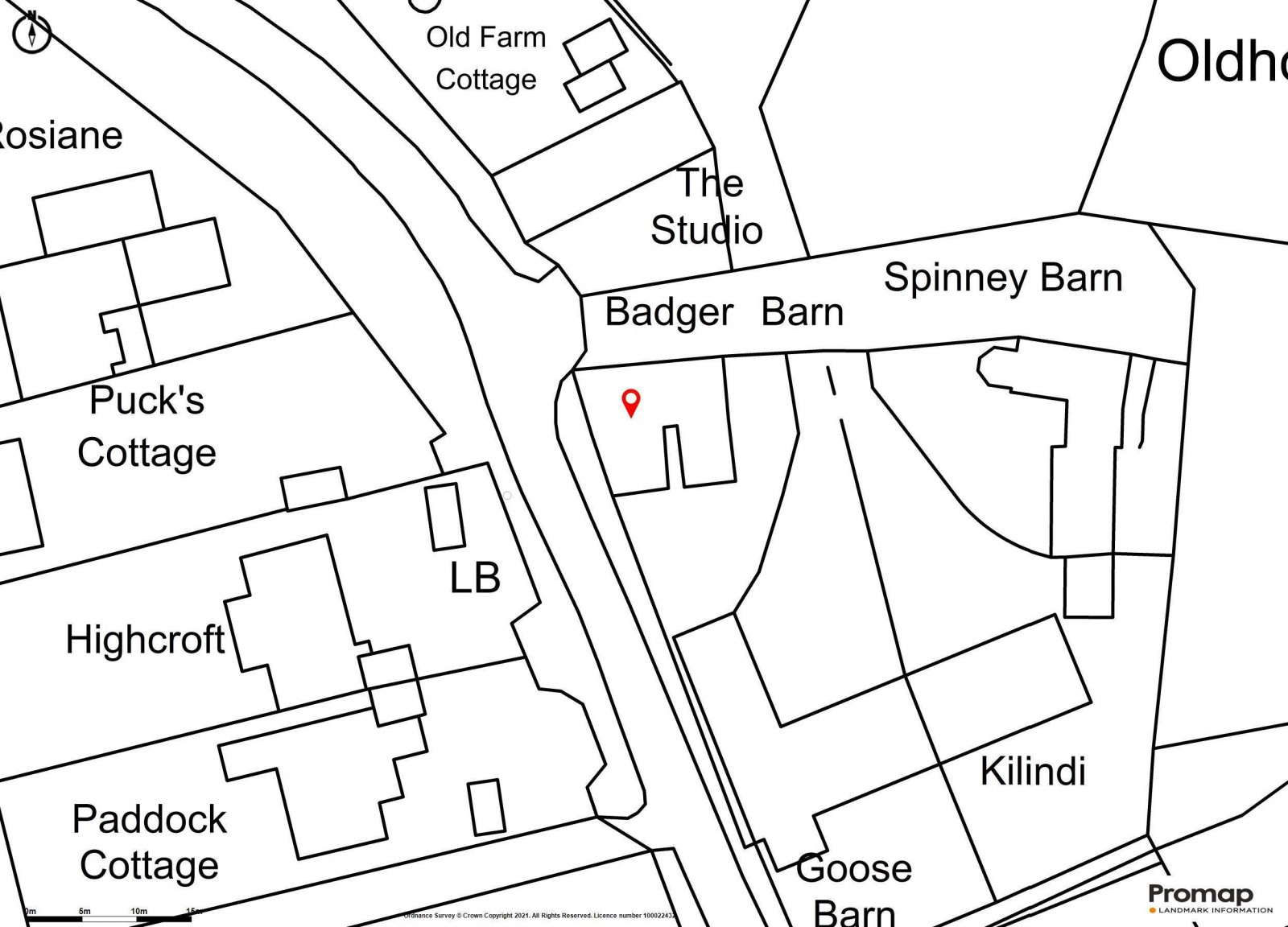 Badger Barn