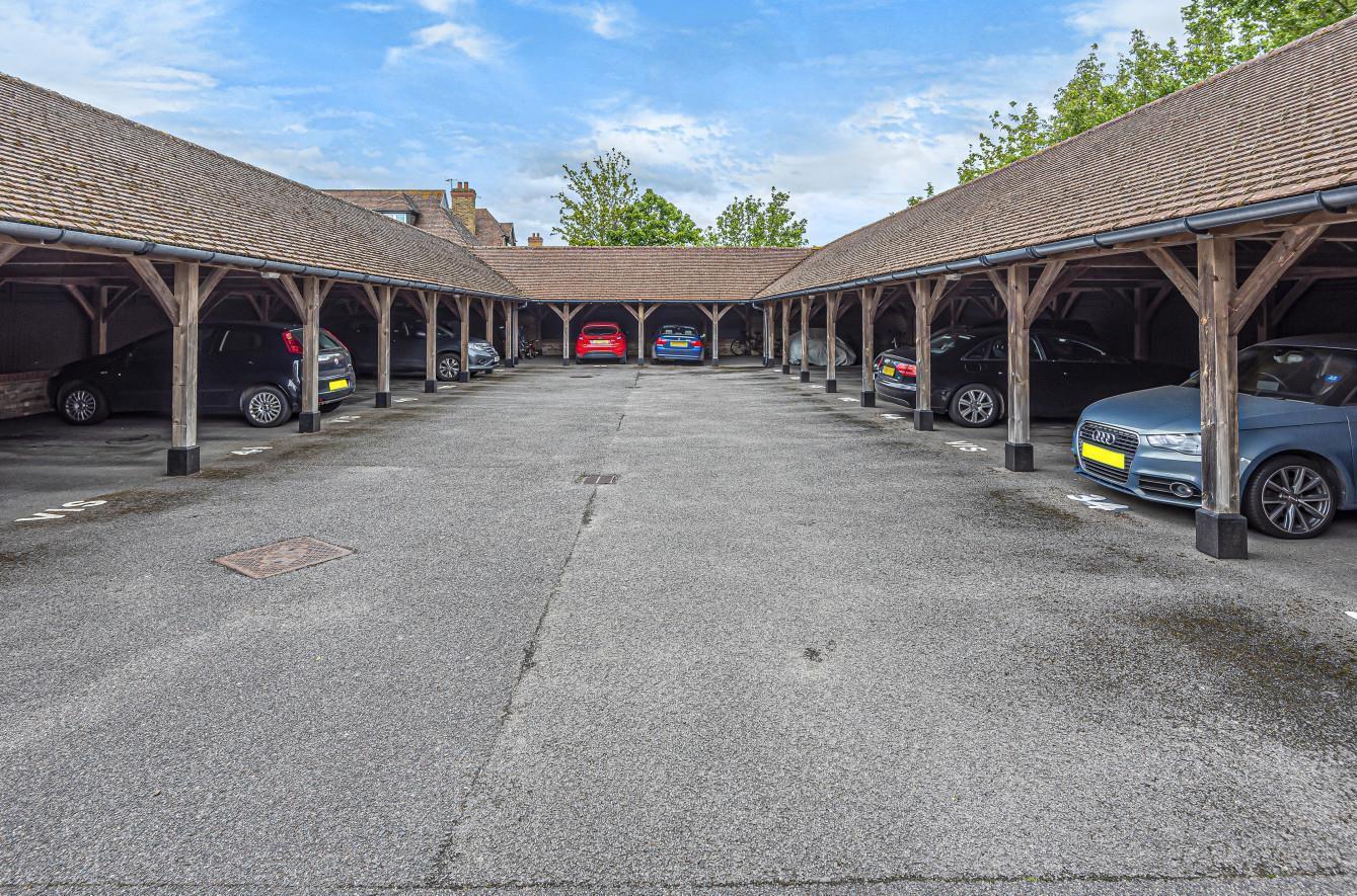 Car Barn Parking