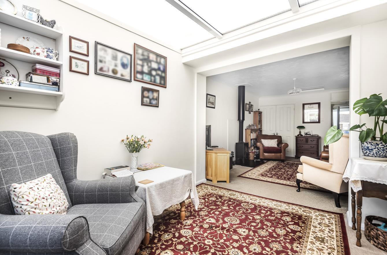 Sun Room Through To Living Room