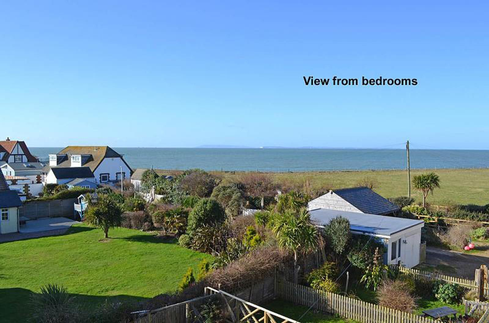 Sea View From Bedrooms