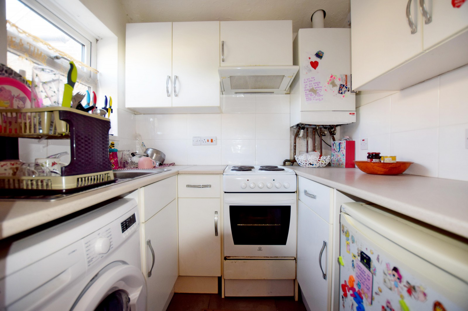 1 bed property