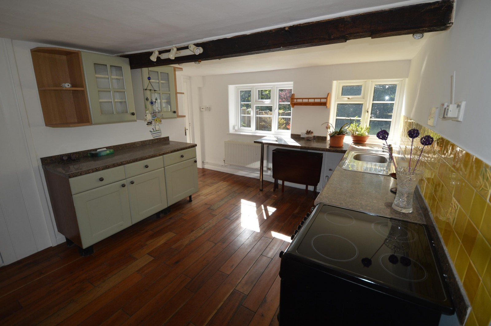 Kitchen 2 Property to let in West Meon