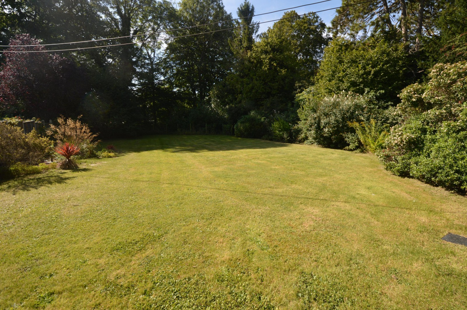 Garden Property to let in West Meon