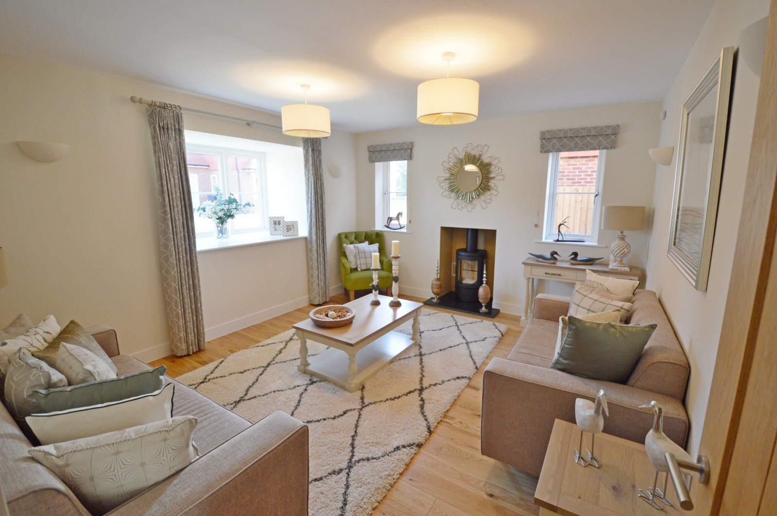 Lounge Property to let in Ropley