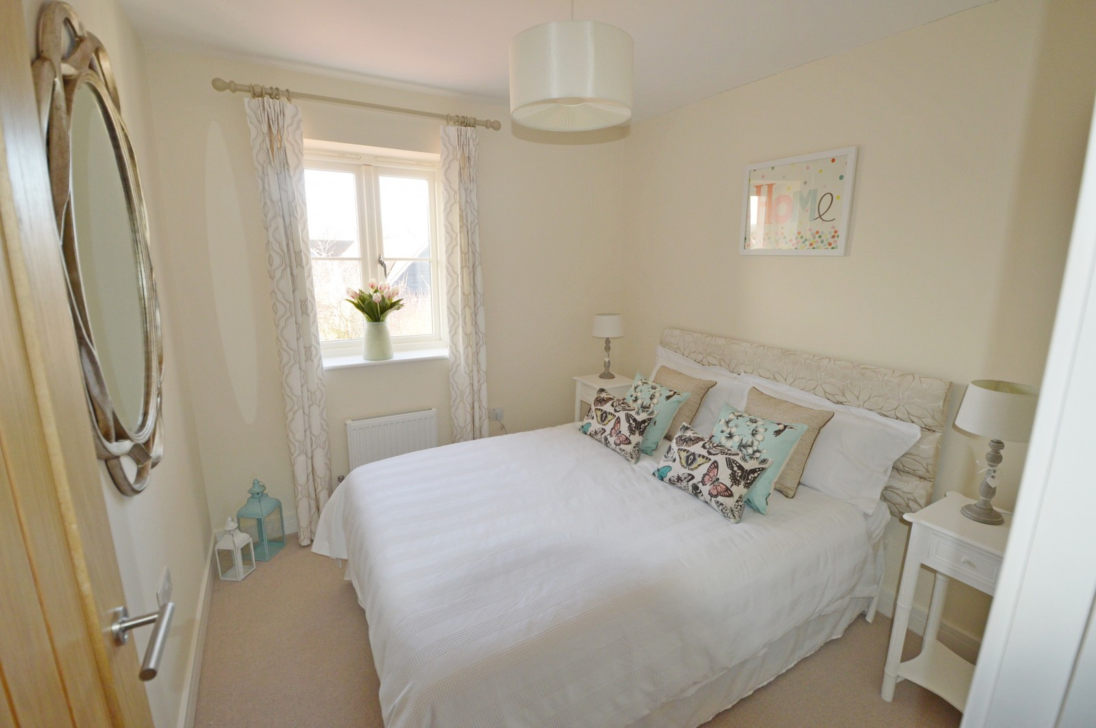 Bedroom 3 Property to let in Ropley