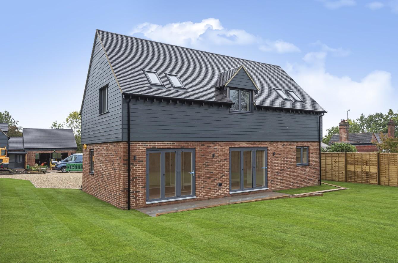 Barn Style New Build Home (Main)