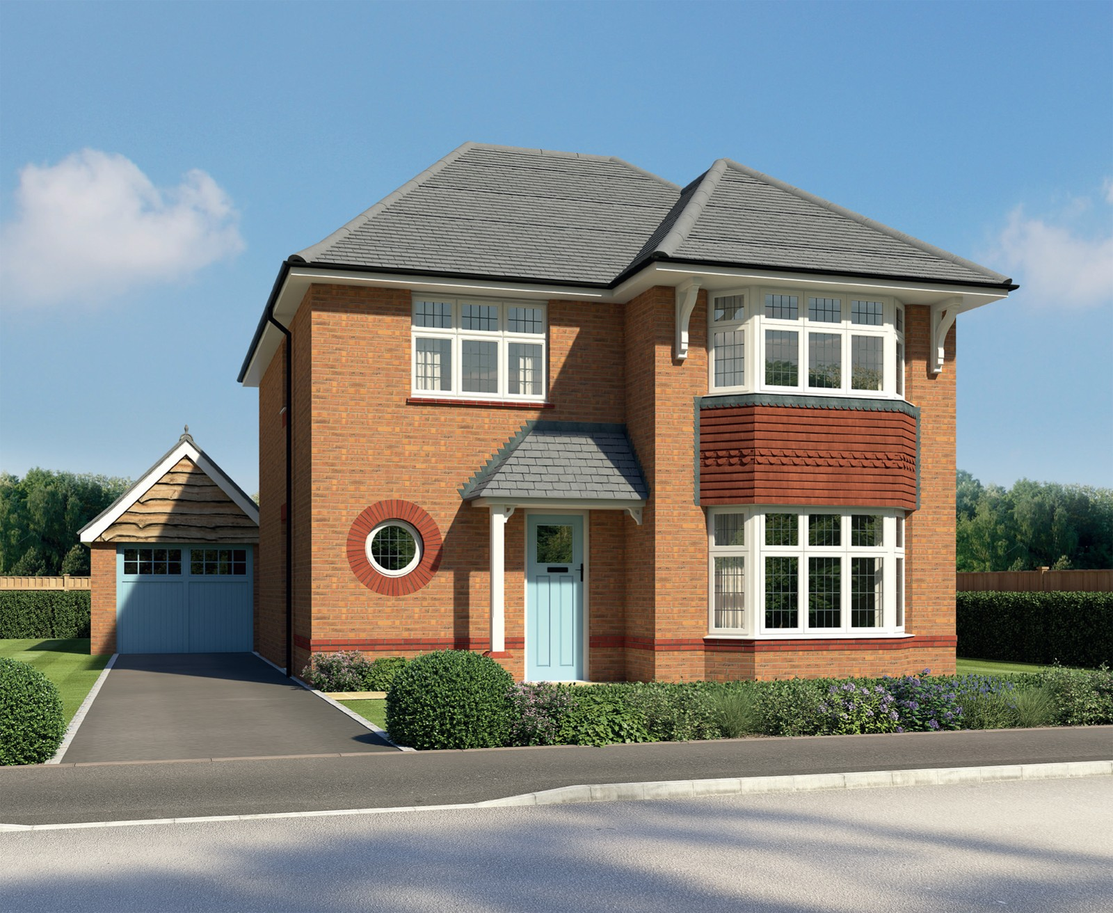 Plot  The Leamington Lifestyle, New Fields, Oving Road, Chichester, PO20