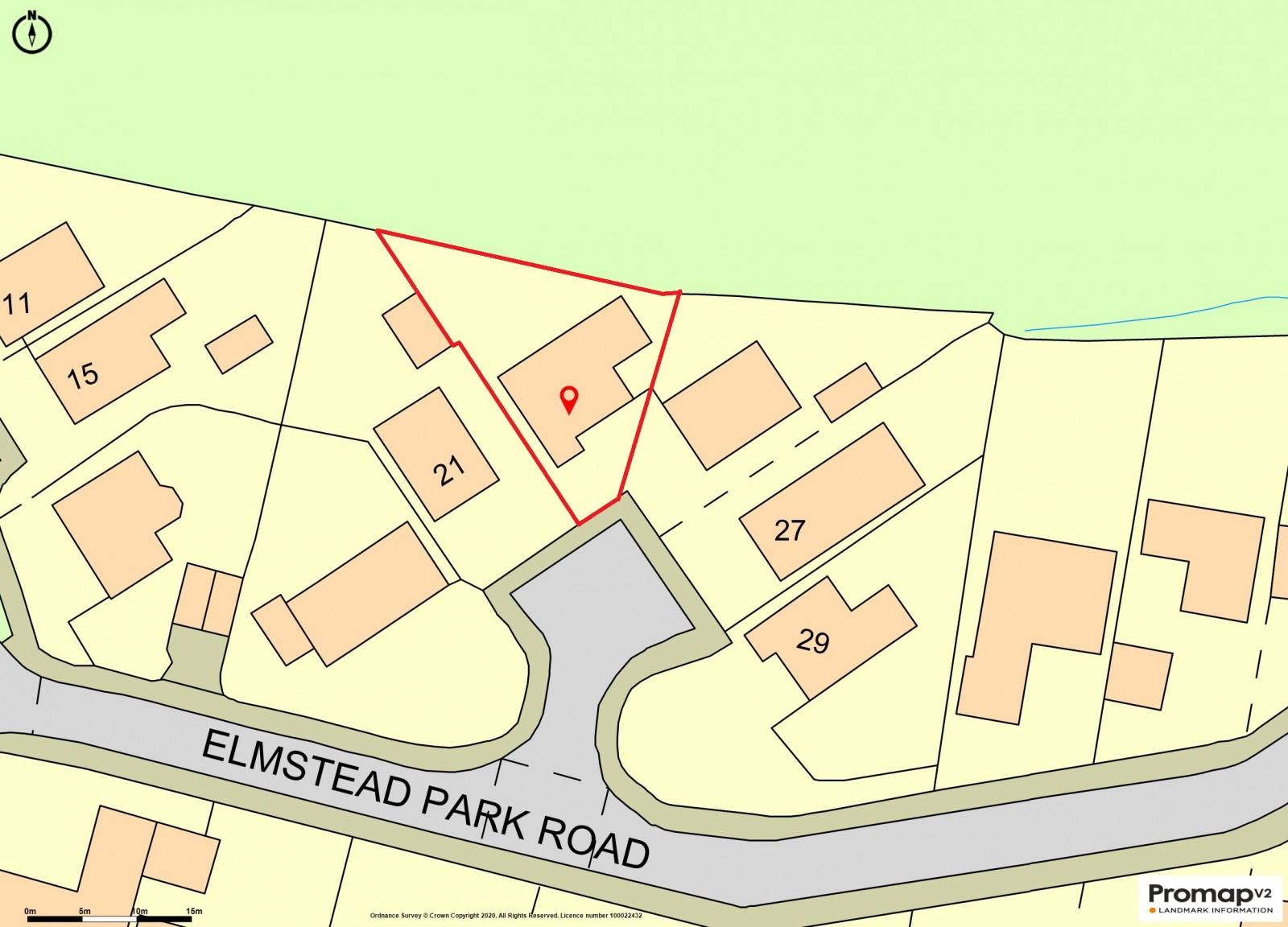 23 Elmstead Park Road