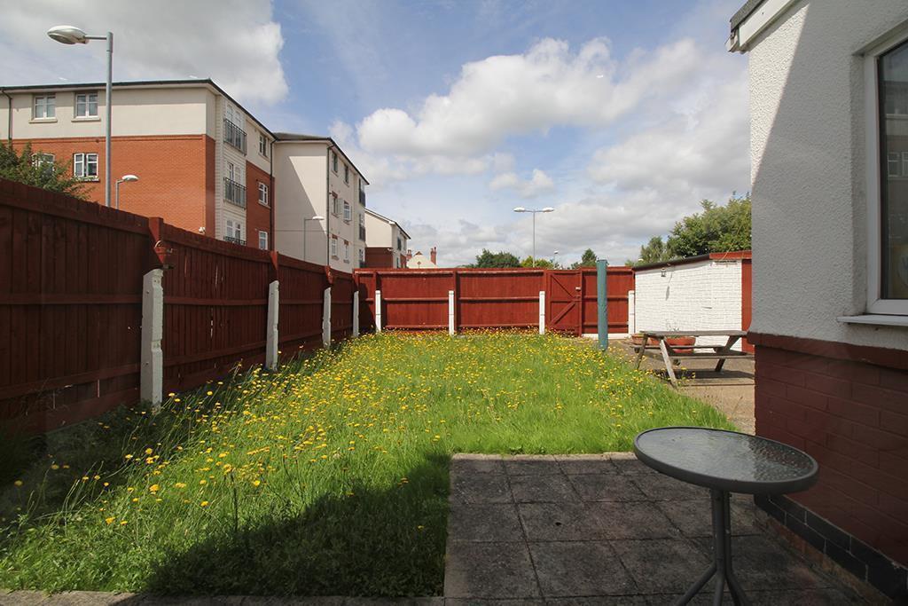 Garden Area (Shared)