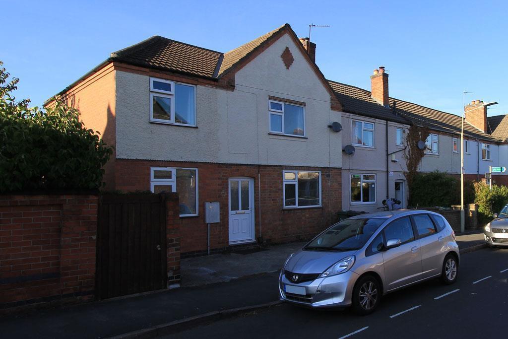 William Street, Loughborough